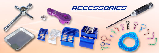 Get Accessories on Our Online RC Hobby Store