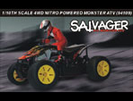94109 SALVAGER Monster ATV