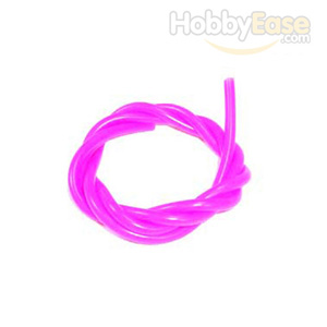 Purple Silicone Fuel Line 100cm