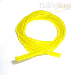 Yellow 6*3mm Polyurethane Tubing for Gas-100cm