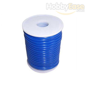 Navy Blue Silicone Fuel Line-15m