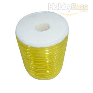 Yellow 5*2.5mm Polyurethane Tubing for Gas-15m
