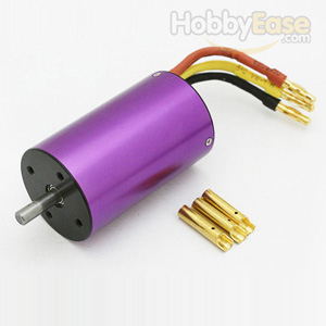 TOPEDGE 540/3660 Inrunner Brushless Motor-KV2726