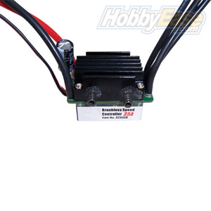 35A Water-cooled Brushless ESC for Boat