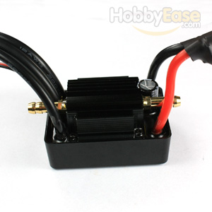 90A Water-cooled Brushless ESC for Boat