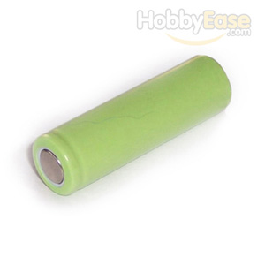 Ni-MH AA 1600mAh Rechargeable Battery(for glow starter, etc.)