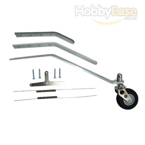 Tail Wheel Assembly for 50cc Airplane