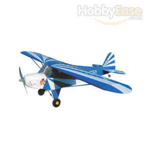 The World Models 1/6 Clipped Wing Cub - 48C (Blue)