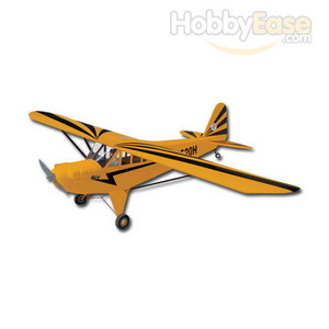 The World Models 1/6 Clipped Wing Cub - 48C (Cub Yellow)