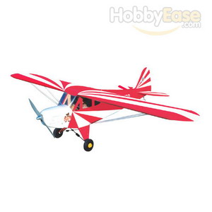 The World Models 1/6 Clipped Wing Cub - 48C (Red)