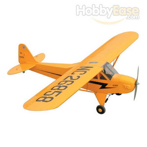 The World Models Piper J-3 Cub (1/4 Scale)