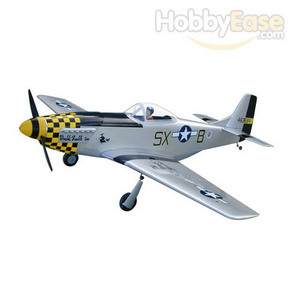 The World Models P-51 Mustang G.S.(R2, Double Trouble)