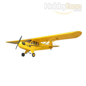 The World Models Piper J-3 Cub(1/3 Scale)