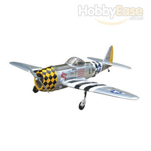 The World Models 1/7 P-47D Thunderbolt