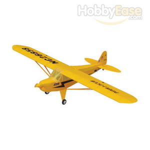 The World Models Piper J-3 Cub EP(XM)