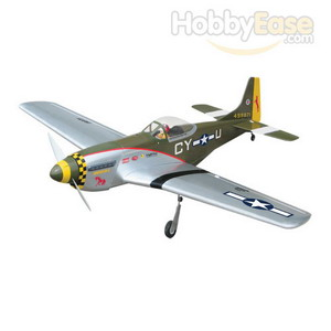 The World Models P-51 Mustang EP 40(XM)