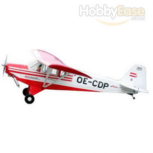 The World Models 1/4 Super Cub