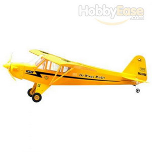 The World Models Piper J-3 Cub EP