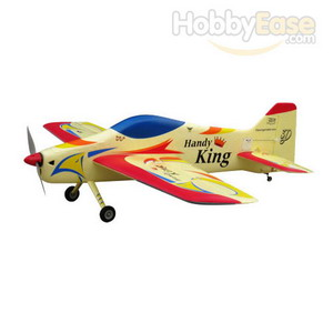 The World Models Handy King EP 40 (Pre-assembled Combo Set), Yellow