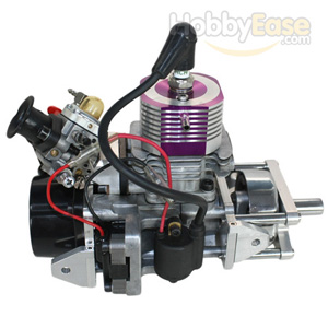 High Speed 26cc Front Rear Exhausting Gasoline Engine