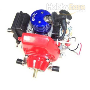 Gas Powered 26cc Engine for Boat