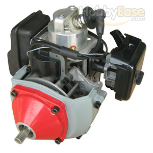 Gas Powered 52cc Engine for Boat