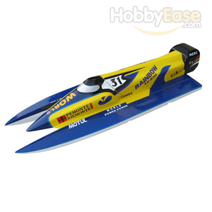 F1 Power Boat 910BP(Rainbow)