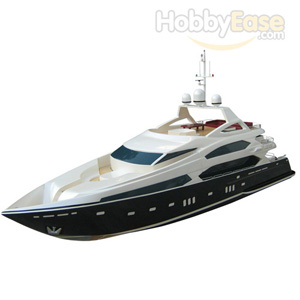 Sunseeker Tri-deck Luxury Yacht 1280BP(A)