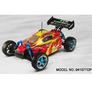 HSP(HISPEED) 1/10 SCALE BRUSHLESS POWER OFF-ROAD BUGGY