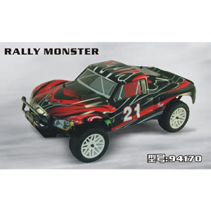 HSP(HISPEED) 1/10 Electric Powered Rally Monster