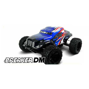 HSP(HISPEED) 1/10th 4WD Electric Power R/C Monster Sand Rail Truck