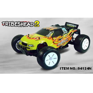 HSP(HISPEED) Tribeshead2 1/10 4WD Electric Powered Truggy