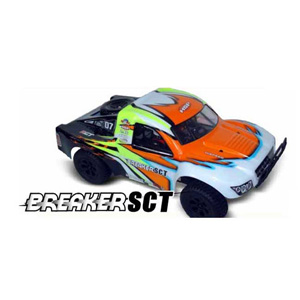 HSP(HISPEED) 1/10th 4WD Electric Power R/C Desert SCT