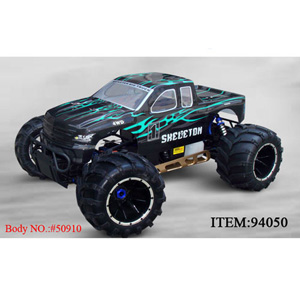 HSP(HISPEED) SKELETON 1/5th Scale Gasoline Off Road Truck