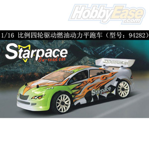 HSP(HISPEED) 1/16th Starpace Scale On-Road Racing Car