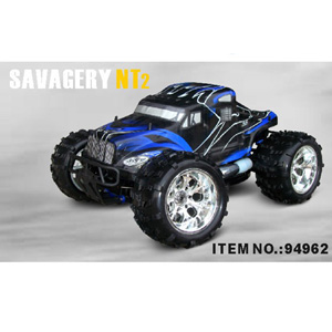 HSP(HISPEED) Savagery NT2 1/8 NP Off-road Monster Truck