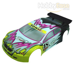 1/10 On-road Car Body(NP & EP)-44*20cm