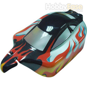 1/10 Off-road Buggy Body(NP & EP)-31*17.6cm