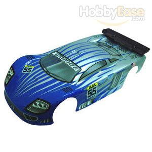 1/10 On-road Car Body(NP & EP)-43.5*20cm
