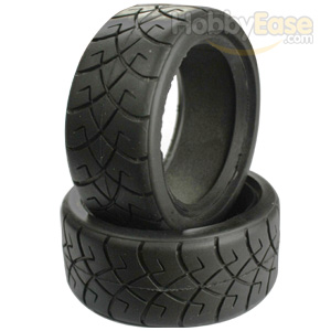 X-groove Tires 1 pair(1/10 Car)