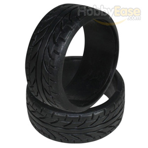 Drift Tires 1 pair(1/10 Car)