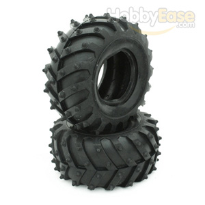 Small Spike Tires 1 Pair(1/10 Truck)