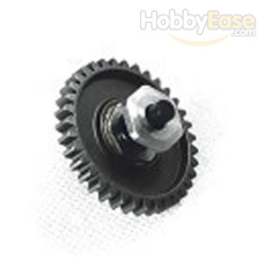 Differential gear wheel set