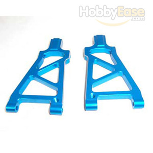Blue Aluminum Front Lower Arms