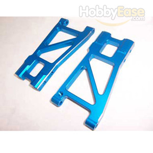 Blue Aluminum Rear Lower Arms