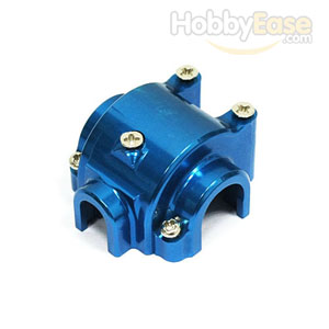 Blue Aluminum Diff Housing