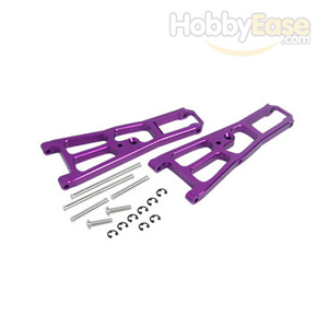 NMT2 Purple Aluminum Front Lower Arms