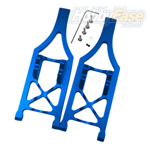 T-MAXX Blue Aluminum Front/Rear Lower Arms