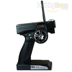 FlySky 2.4GHz 3 Channel Pistol Radio System