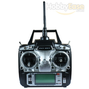FlySky 2.4GHz 6 Channel Stick Radio System